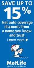 Met Life auto discounts