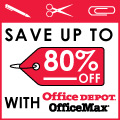 Office Depot Office Max Banner Ad