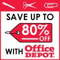 Office Depot discounts