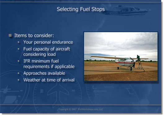 Fuel stop graphic 1
