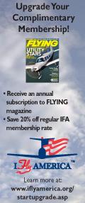 upgrade your IFA membership