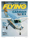 FLYING Magazine Cover Photo