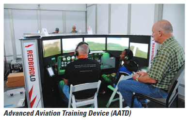 advanced aviation training