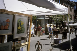 First Friday art walk shares the art of the area