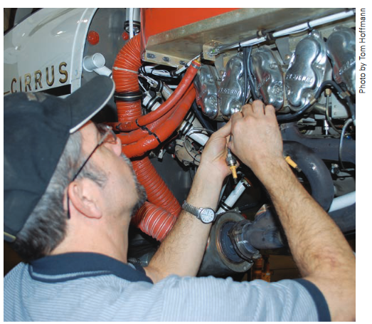 aircraft maintenance technician