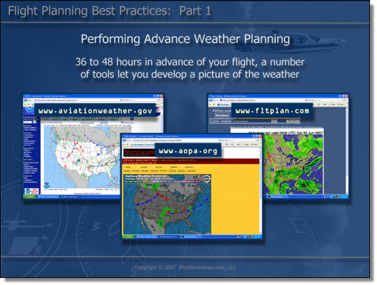 Planning an IFR Flight