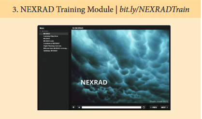 nexrad training