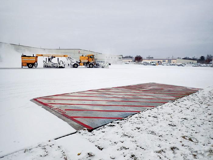 Improve Runway Surfaces