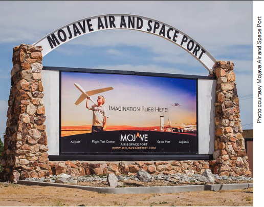 Mohave Spaceport