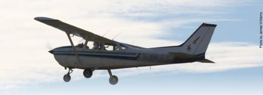 general aviation plane