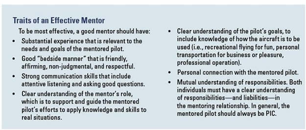 Traits of an Effective Mentor