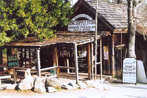 Historic Park Hidden Treasure Gold Mines Tour